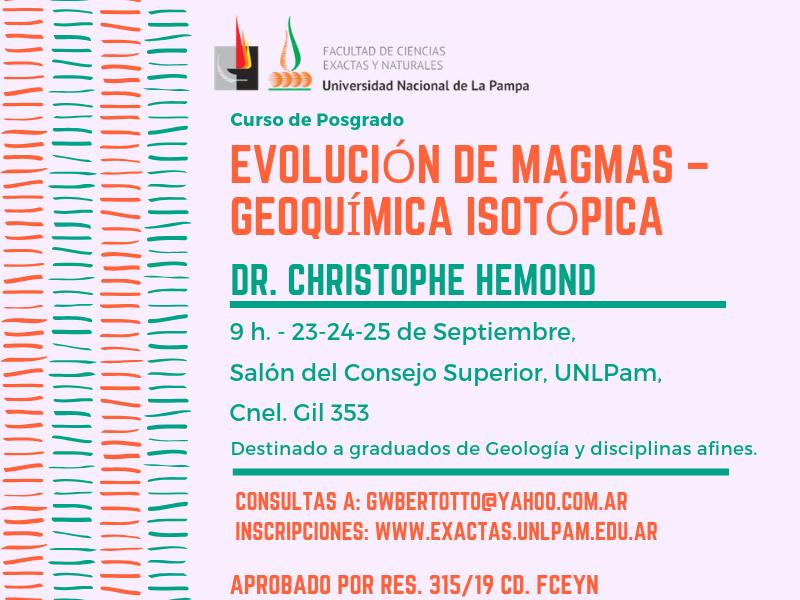 Evolución de Magmas