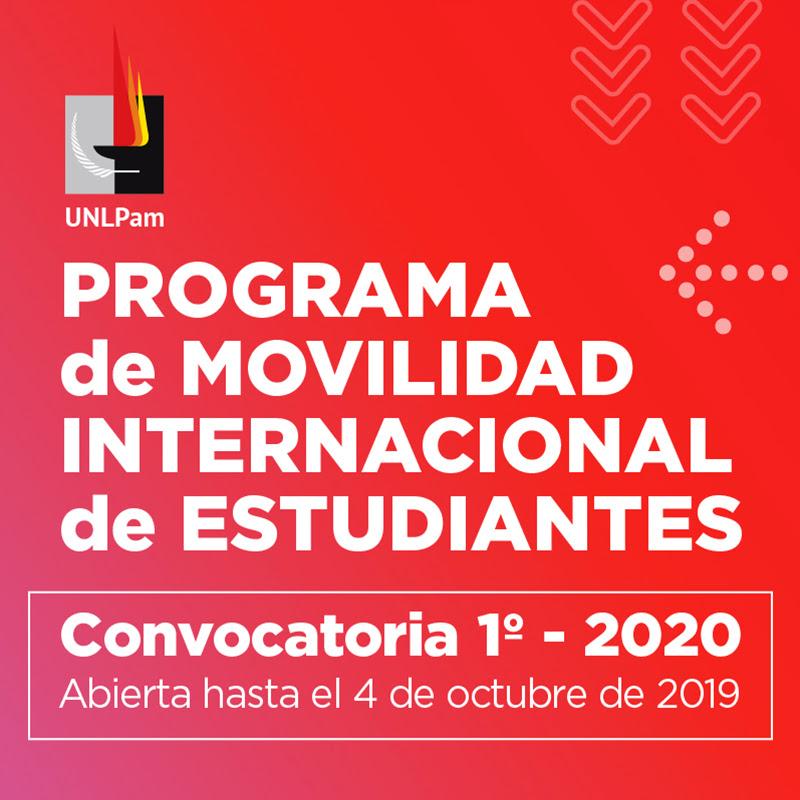 Programa de Movilidad Internacional de Estudiantes