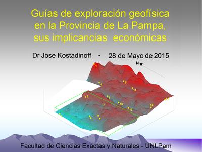 Conferencia Geofisica
