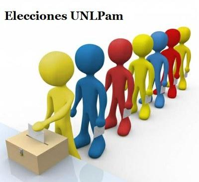 Elecciones UNLPam